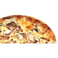 Ham & Mushroom